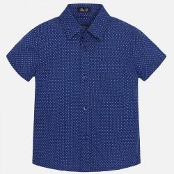 Mayoral kék pöttyös ing