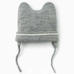 ZARA grey hat