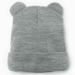 ZARA grey knitted hat