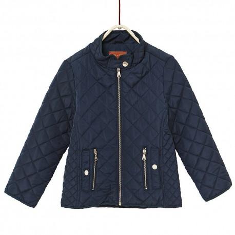 ZARA darkblue quilted jacket