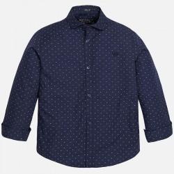 Mayoral kék apró mintás ing