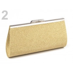 Gold casual bag