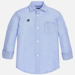 Mayoral kék ing
