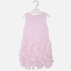 Mayoral rózsaszín elegáns ruha