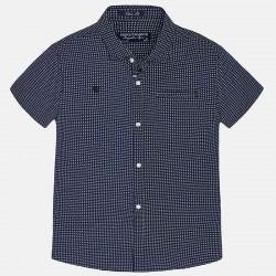 Mayoral rövid ujjú kék ing