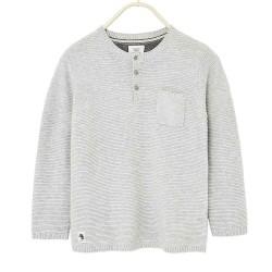 ZARA szürke pulóver