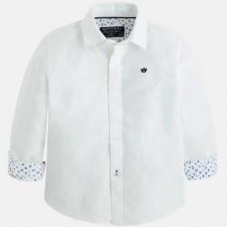 Mayoral elegáns fehér ing