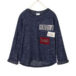 ZARA sequined pullover