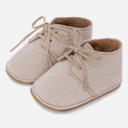 Mayoral beige BABY shoes