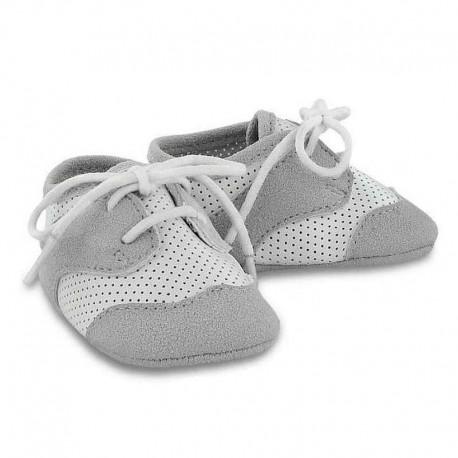 Mayoral szürke-fehér BABY cipő