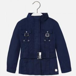 Mayoral vékony kék kabát