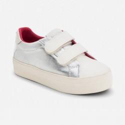 Mayoral ezüst cipő