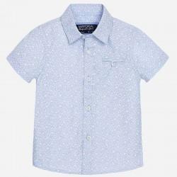 Mayoral  BABY kék virágos ing