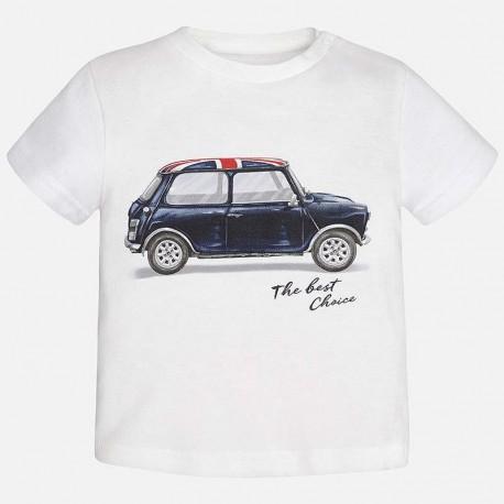 Mayoral Baby T Shirt Mini Cooper
