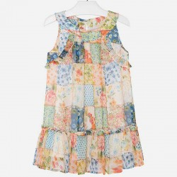 Mayoral virágos ruha