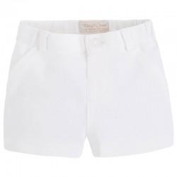 MAYORAL white elegant trousers