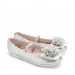 Mayoral ezüst balerína cipő