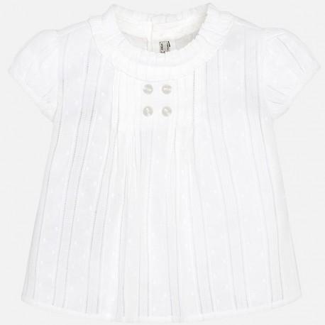 Mayoral white elegant blouse