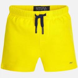 Mayoral sárga sport rövidnadrág