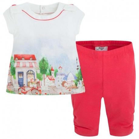 Mayoral kislányos póló + leggings