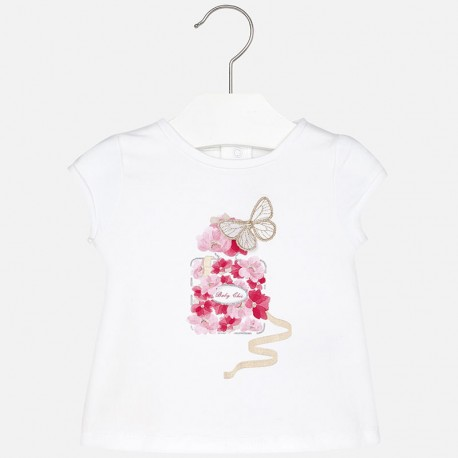Mayoral T-shirt with butterfly