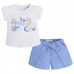 Mayoral macis póló + rövidnadrág