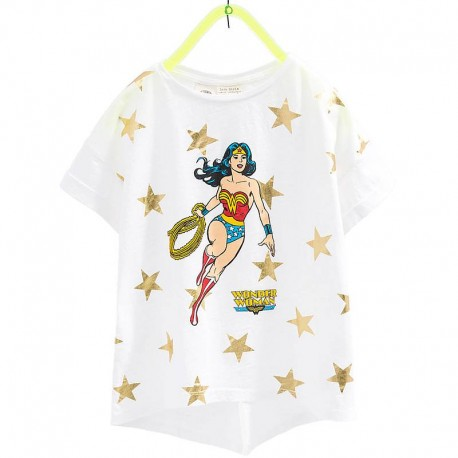 3c53d64f8 ZARA T-shirt - Wonder Woman