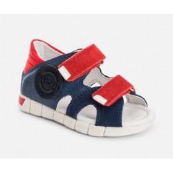 Mayoral blue sandals