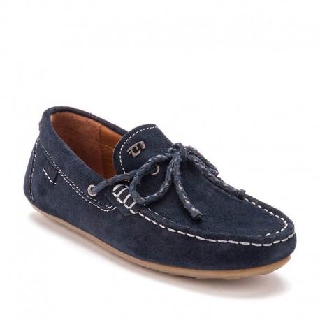 Mayoral blue shoes