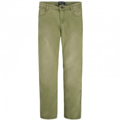 Mayoral/Nukutavake green trousers