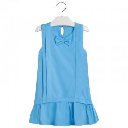 Mayoral kék masnis ruha