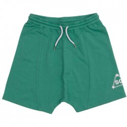 Street Gang  green shorts