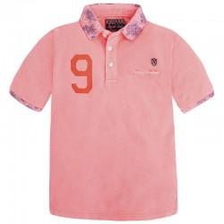 Mayoral/Nukutavake rózsaszín piké póló