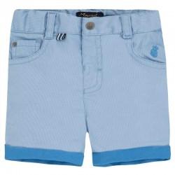 Mayoral elegáns kék rövidnadrág