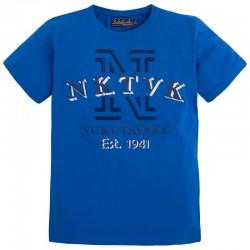 Mayoral/Nukutavake kék póló