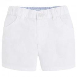 Mayoral elegáns fehér rövidnadrág