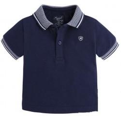 Mayoral kék piké póló