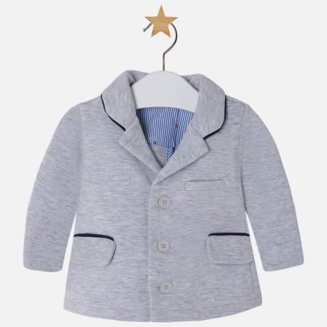 Mayoral BABY grey suit