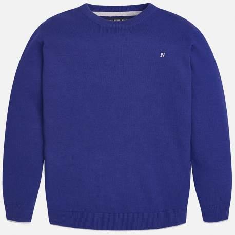 Mayoral Nukutavake kék pulóver 700e64bd24