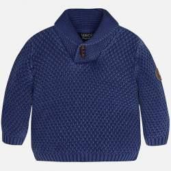 Mayoral BABY kék pulóver