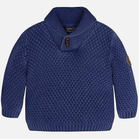 Mayoral BABY kék pulóver a5d79aa250
