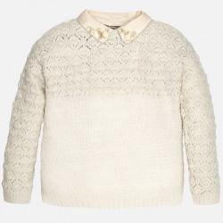 Mayoral beige pullover