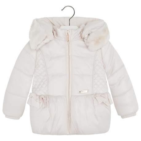 Mayoral white jacket