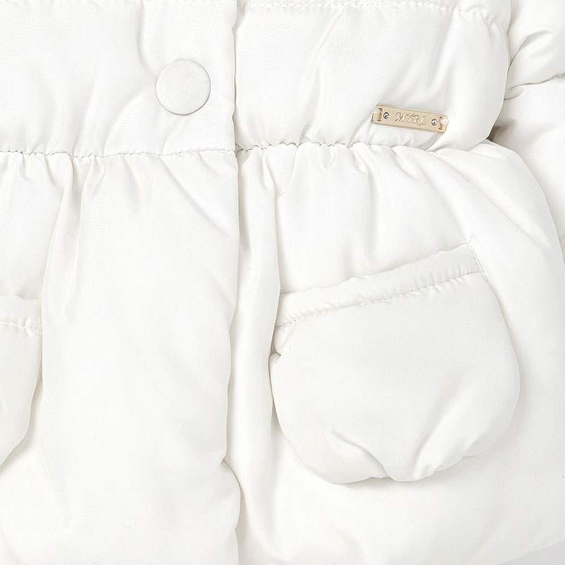 Mayoral BABY fehér dzseki