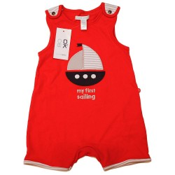 Obaibi romper with boat