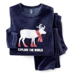 Obaibi pajamas wit reindeer