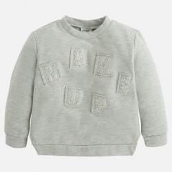 Mayoral arany pöttyös pulóver