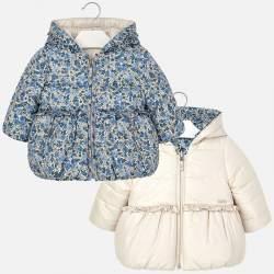 Mayoral virágos kifordíthatós dzseki