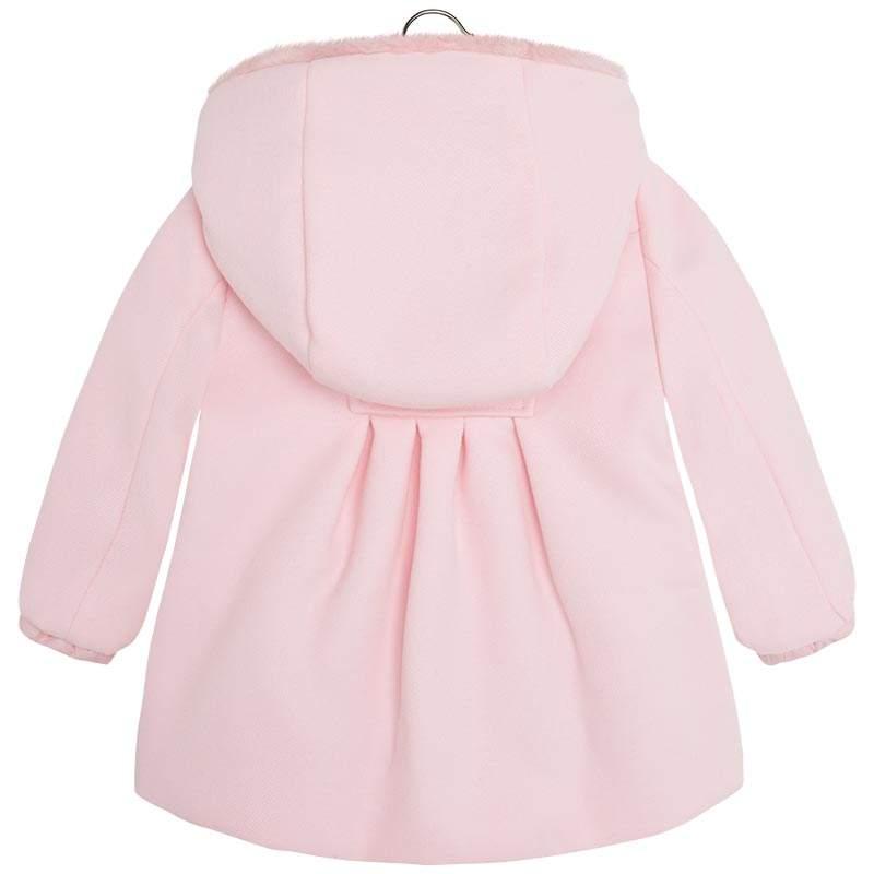 Mayoral rózsaszín kapucnis kabát e220ebd67b