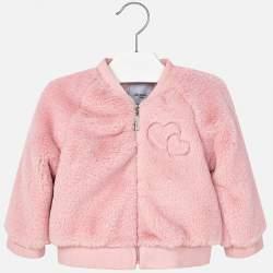 Mayoral rózsaszín kabát
